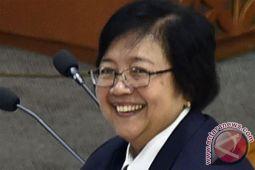 Menteri Siti Nurbaya ajak warga Kalteng gemar tanam pohon