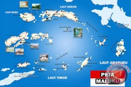 Tekanan rendah laut Arafura pengaruhi cuaca Maluku