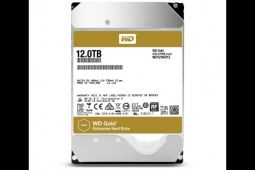 WD pasarkan hard disk 12TB belasan juta