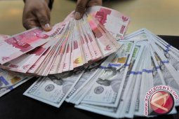 Rupiah menguat seiring semakin dekatnya kesepakatan dagang AS-China
