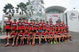 Jaya Raya-Djarum berbagi gelar beregu Superliga Junior