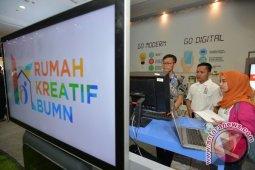 Rumah Kreatif BUMN ajak peserta SMN jadi wirausahawan