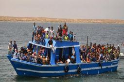 Kapal migran tenggelam di lepas pantai Tunisia