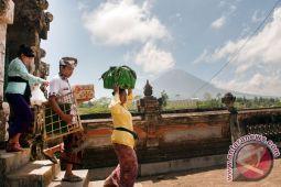 Pemerintah jamin kebutuhan pangan pengungsi Gunung Agung