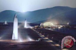 Alasan biaya, Elon Musk kecilkan ukuran roket Mars Spacex