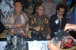 Delegasi BDF Ke-10 kunjungi Festival Kopi Bbandung