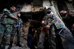 Pentagon ragukan klaim penarikan pasukan Rusia dari Suriah