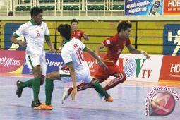 Indonesia tersingkir dari kejuaraan futsal AFF 2017