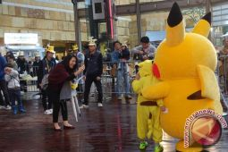 Pokemon hingga Godzilla ramaikan Festival Film Tokyo