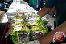 Lanal Lhokseumawe gagalkan pendaratan 67 kilogram sabu-sabu