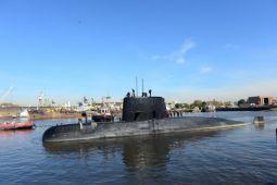 Satu bulan berlalu, pencarian kapal selam Argentina masih berlangsung