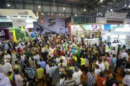 Pameran Buku Internasional Sharjah 2017 berakhir