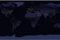 Dunia makin terang, polusi cahaya meningkat