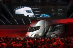 Setelah truk, Tesla bersiap membuat pickup listrik