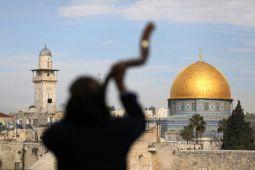Palestina kecam Trump karena sarankan cabut Jerusalem dari pembicaraan perdamaian
