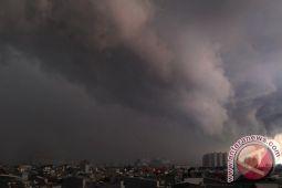 Jakarta hujan siang ini