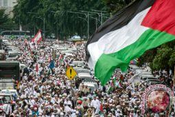 MUI ucapkan terima kasih kepada demonstran Bela Palestina