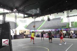 Tim Basket 3x3 Putri Targetkan  Finalis