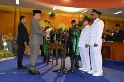 Gubernur lantik Bupati dan Wakil Bupati Tamiang