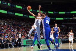 Devin Booker pimpin Suns pecundangi Sixers 115-101