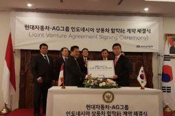 Hyundai Motor akan bangun pabrik di Indonesia