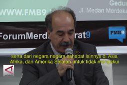 RI Bantu Peningkatan Kapasitas Palestina