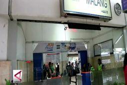 Stasiun Malang Tambah 2 Kereta Liburan
