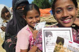 """Amnesty: krisis Rohingya konsekuensi dari """"dorongan komunitas untuk membenci"""""""