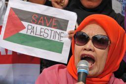 Baznas kerahkan 100 personel dukung aksi bela Palestina di Monas