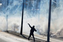 "Dua tewas pada ""Hari Kemarahan"" terkait Yerusalem"
