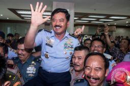 Sidang paripurna DPR bahas calon panglima TNI