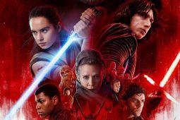 """The Last Jedi"" raup pendapatan dunia 450 juta dolar Amerika Serikat"