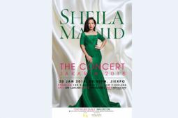 Sheila Majid siap hadirkan nostalgia di Indonesia