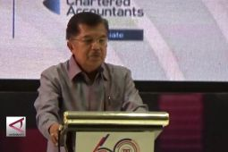 Wapres Menilai Akuntan Berperan Penting untuk Negara