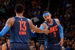 Rockets siap hadapi musim berat bersama Carmelo Anthony