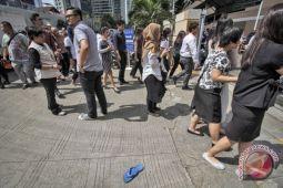 Gempa susulan di Lebak terasa hingga Sukabumi
