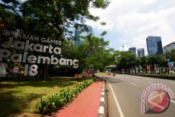 Pemprov DKI tata jalan dan trotoar Sudirman - Thamrin