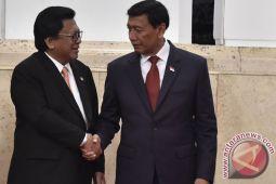 Wiranto tegaskan tidak ada munaslub partai Hanura