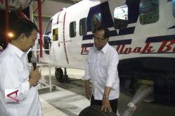 Menhub Dorong Pemasaran Pesawat Nurtanio