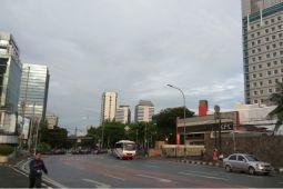 Jakarta diprakirakan cerah berawan sepanjang Minggu