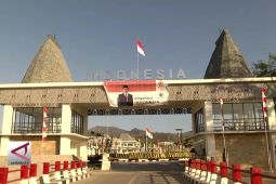 Pembangunan Perbatasan RI Capai 90,57%