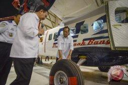 Permintaan Menhub kepada Dirgantara Indonesia