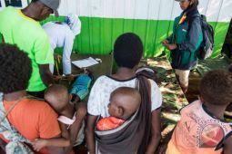 ACT distribusikan pangan untuk suku Asmat
