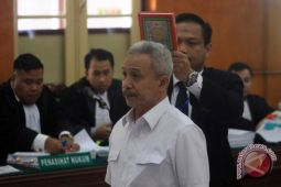 Sidang Korupsi Bupati Batubara