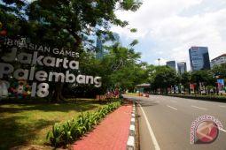 Suasana Jalanan Ibu Kota