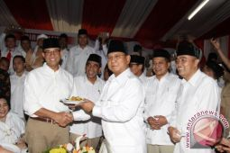 Gerindra kantongi 15 kandidat cawapres dampingi Prabowo