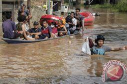 BNPB sebut banjir di Jawa rendam ribuan rumah