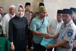 Dirut Jasa Raharja temui keluarga korban untuk serahkan santunan kecelakaan Ciceneng