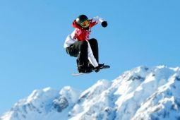 Pernah hampir mati, atlet ini gondol perunggu Olimpiade Pyeongchang