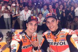 Marquez ramalkan Nagakami tercepat pada MotoGP 2018
